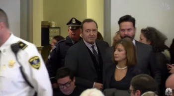 Judge orders Spacey to stay away from accuser