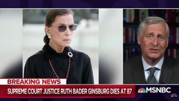 Ruth Bader Ginsburg represented the best