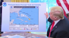 Sharpie-gate: Trump explains hurricane with phony map